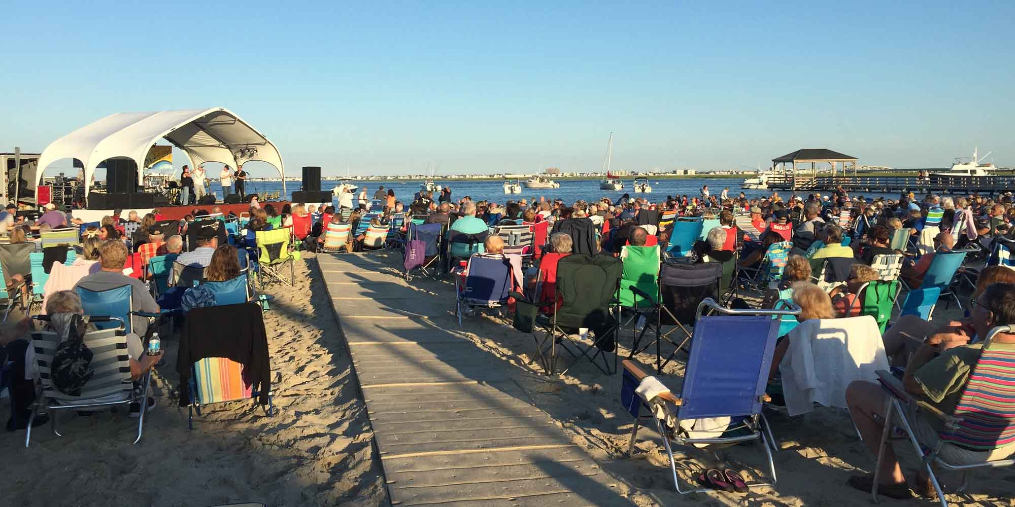Concerts On Beach