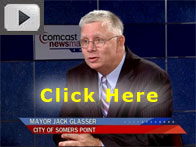 Click here for video of Somer's Point Mayor discussing new consturction.